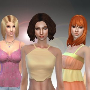 Medium Hair Pack 3