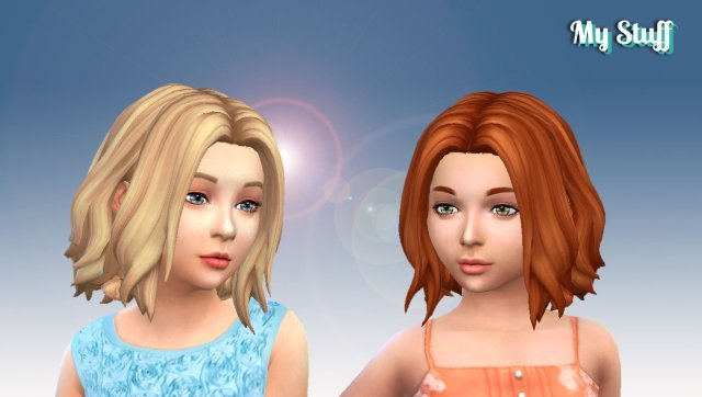 Abigail Hairstyle for Girls