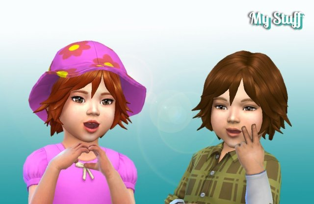Adrien Hairstyle for Toddlers