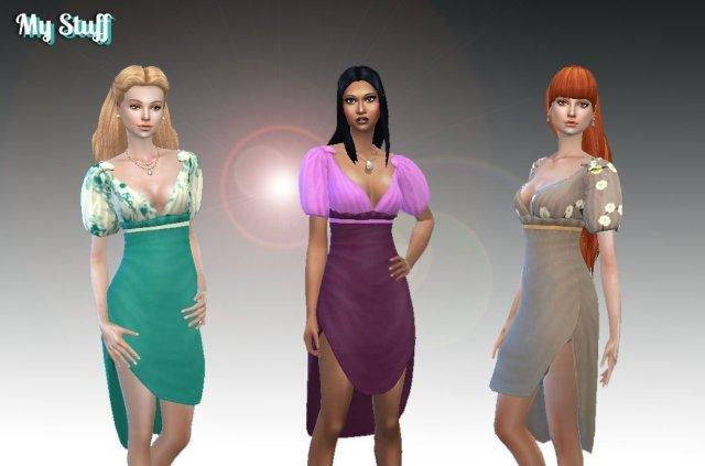 Supernatural Dress Conversion