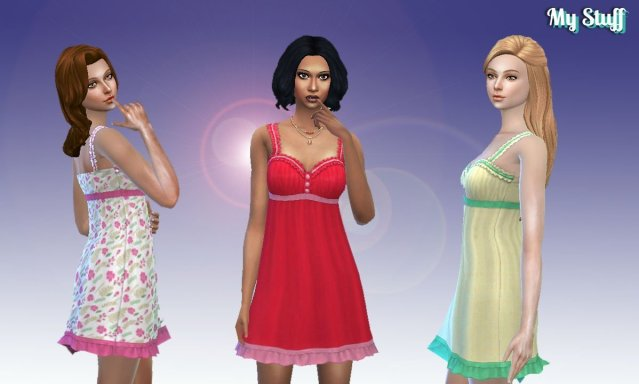Sun Dress Conversion