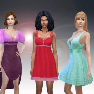Female Dress Pack 2