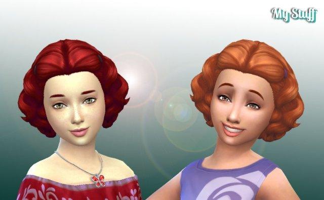 Lovely Curls for Girls