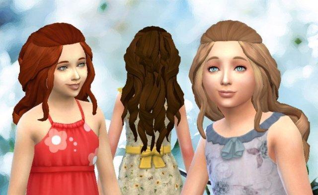 Romantic Hair for Girls