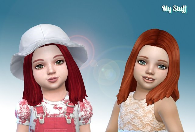 Thelma Hairstyle for Toddlers
