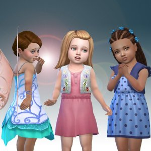Toddlers Dresses Pack