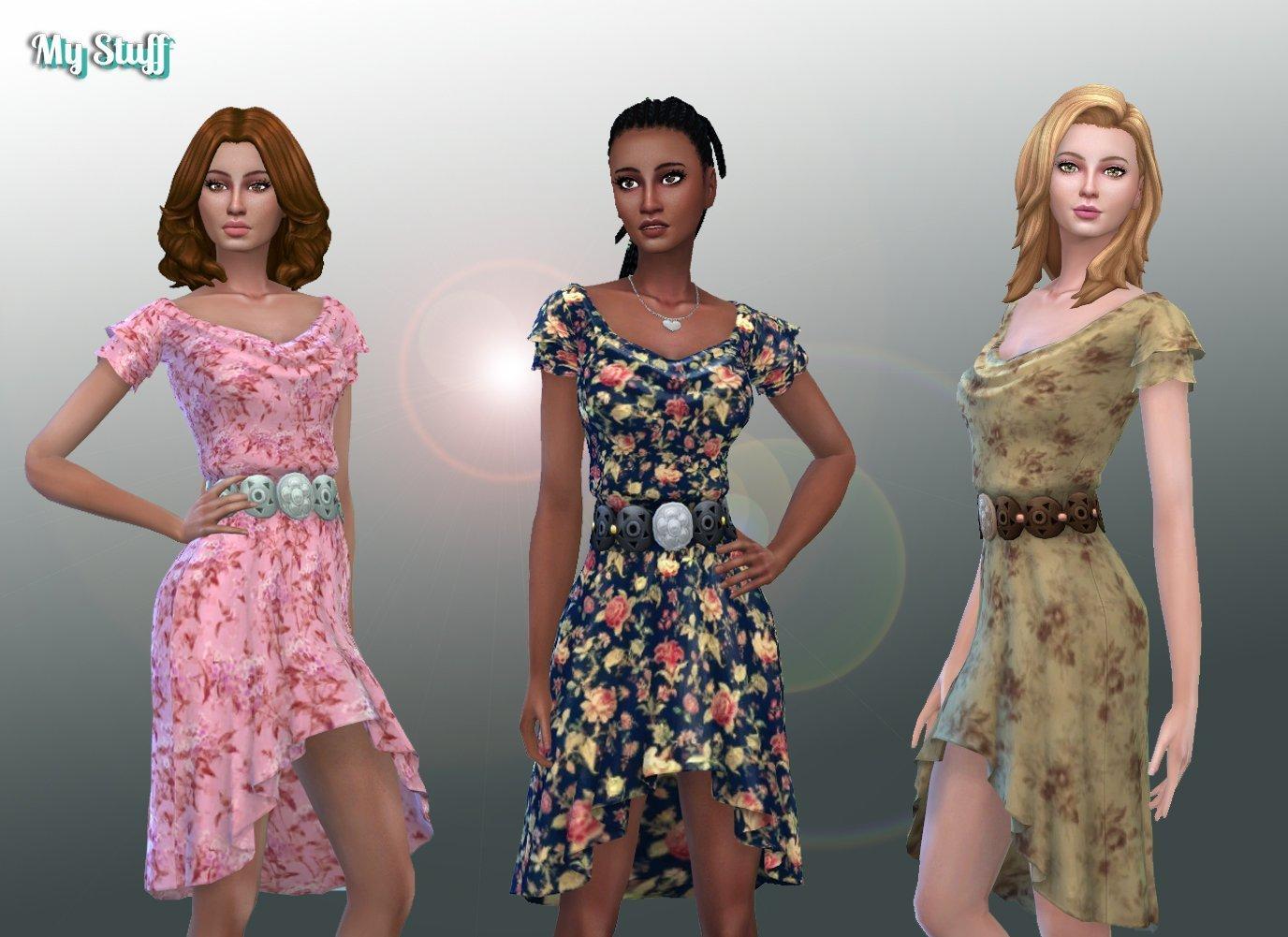 Springtime Dress