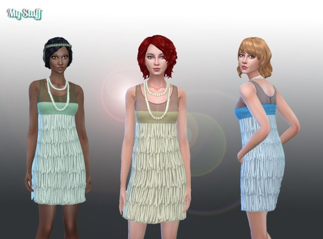 Flapper Dress Conversion