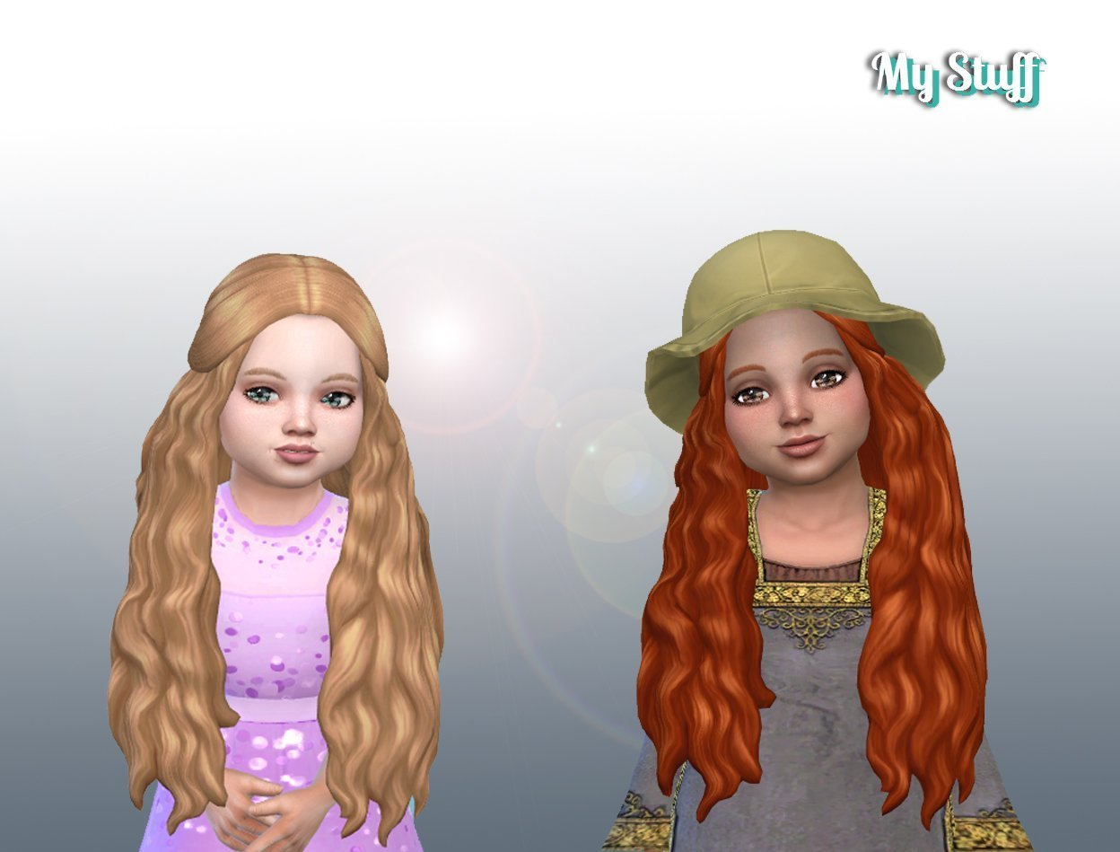 Jayden Hairstyle for Toddlers