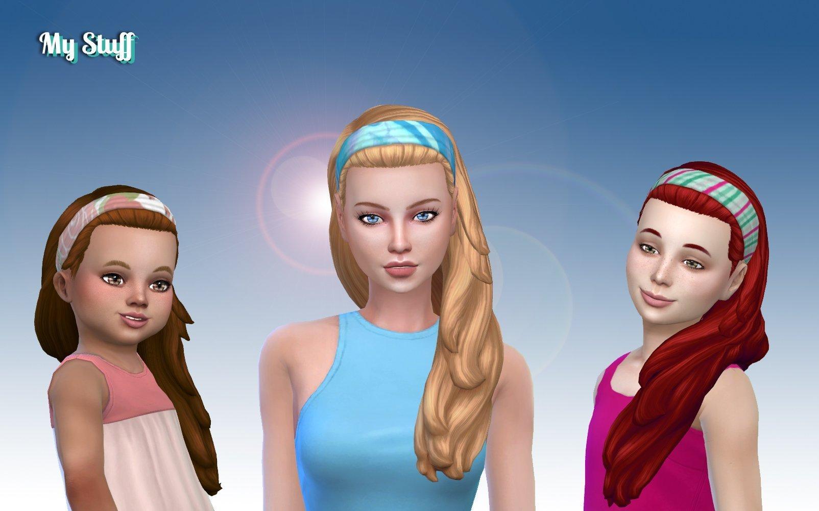 Livia Hairband Recolor