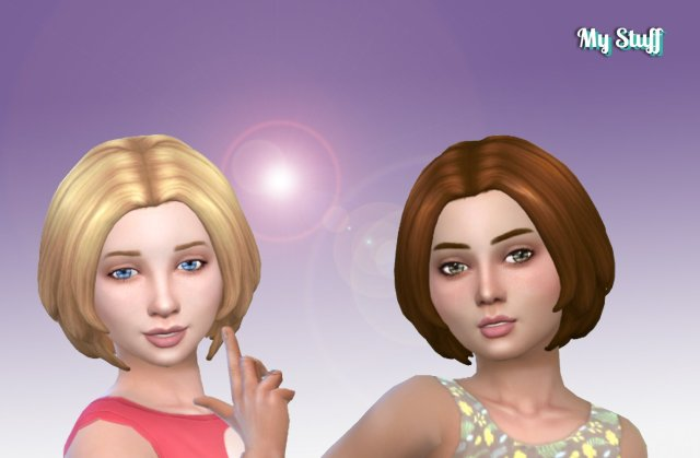 Brooke Hairstyle for Girls