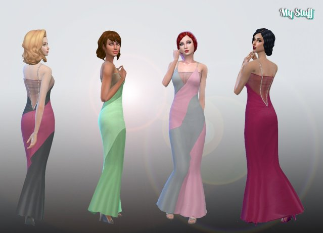 Real McCoy Dress Conversion