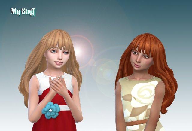 Ingrid Hairstyle for Girls
