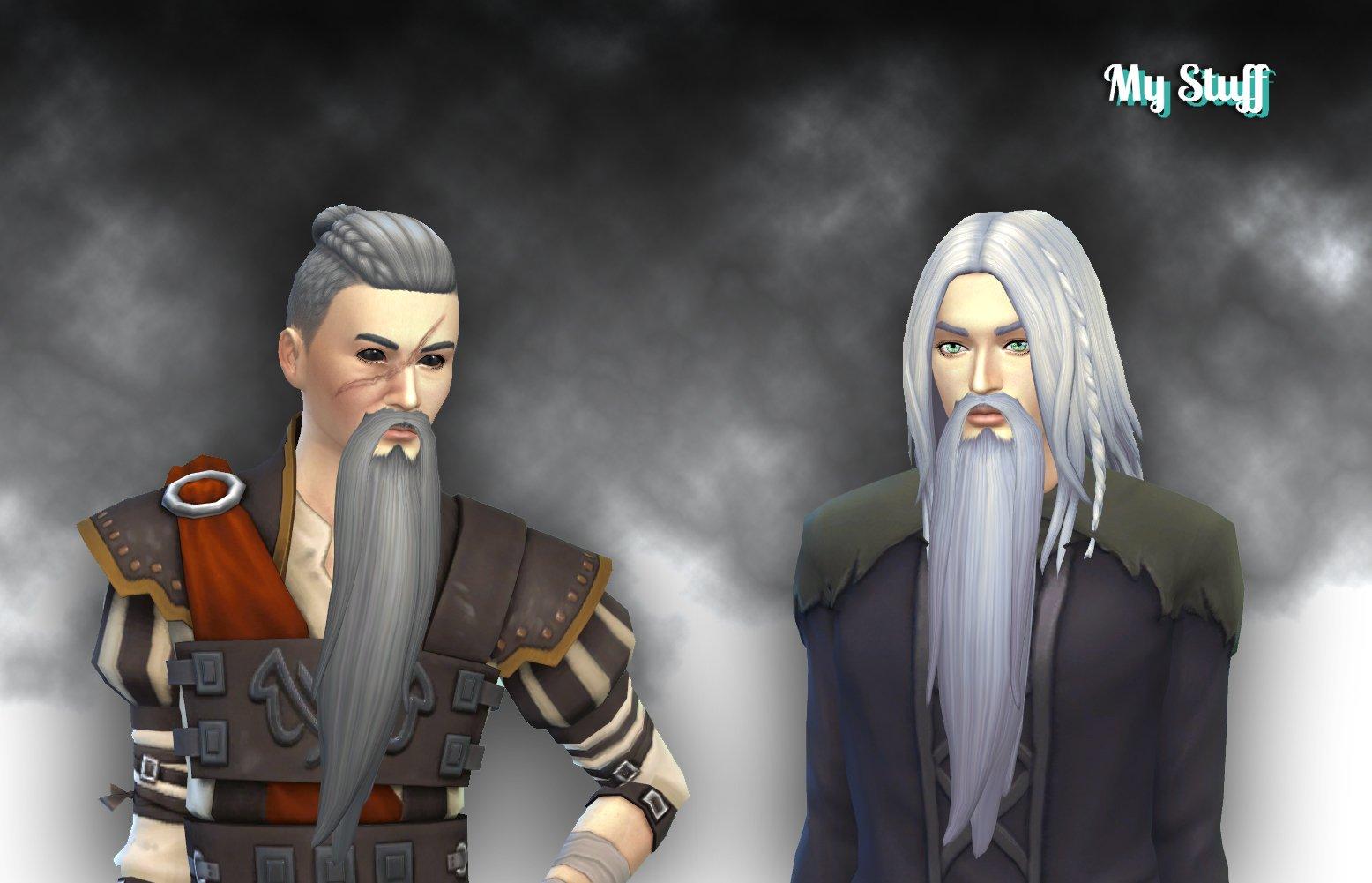 Spell Beard