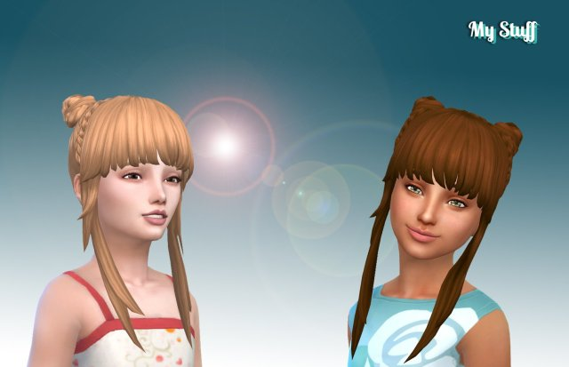 Valerie Hairstyle for Girls