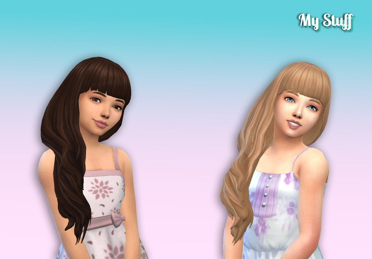 Jacelyn Hairstyle for Girls