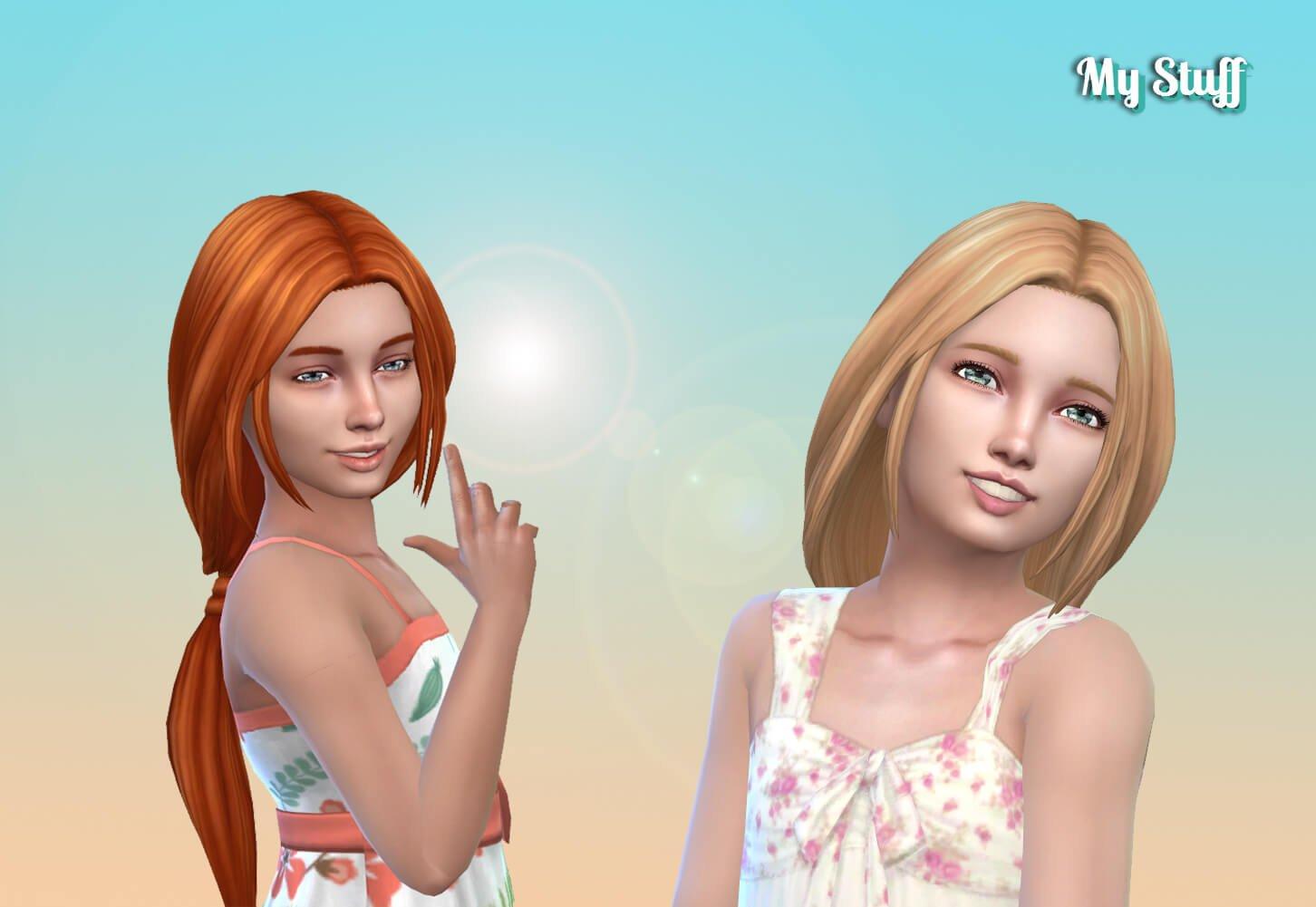 Telma Hairstyle for Girls