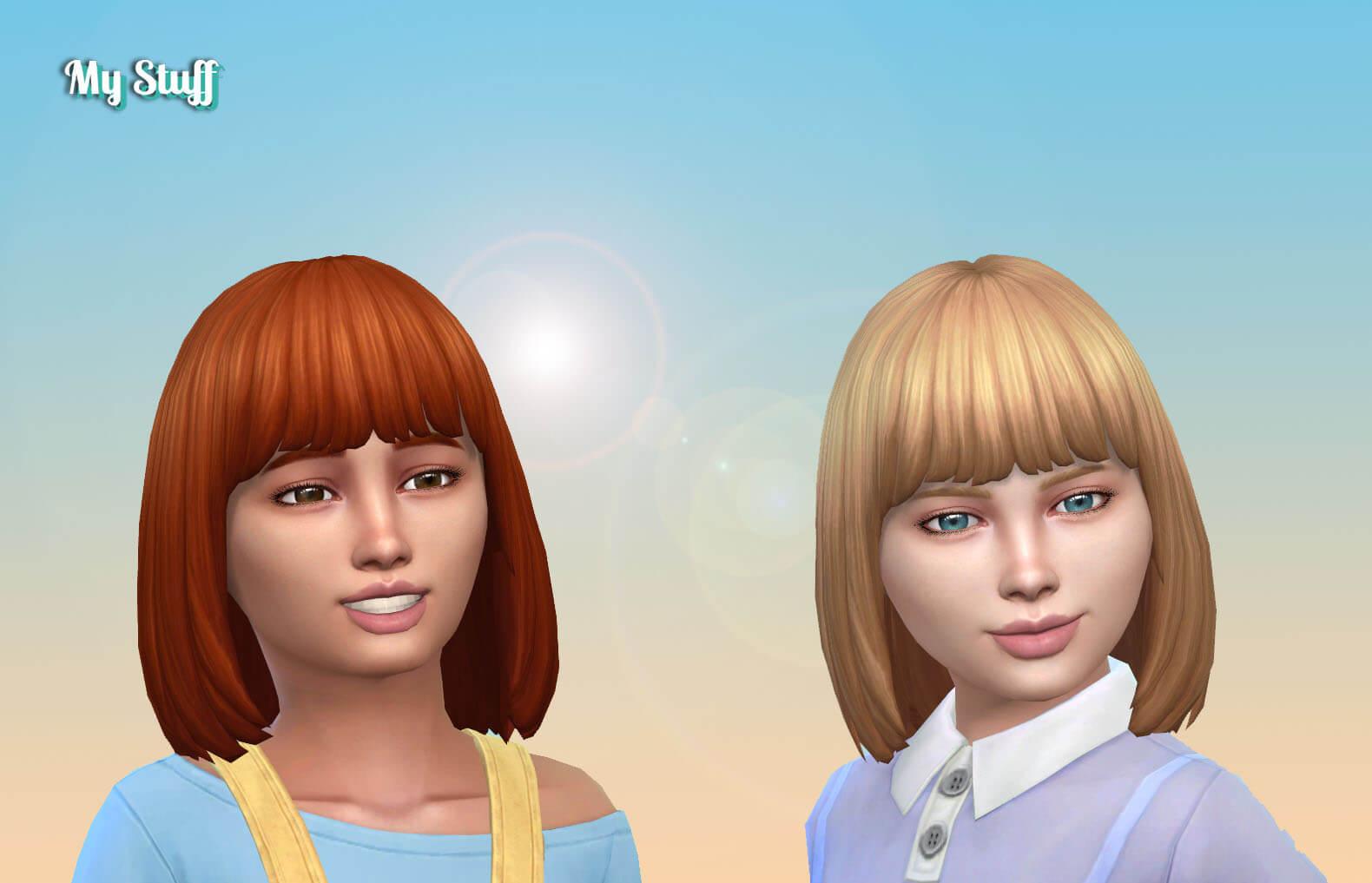Alyssa Hairstyle for Girls