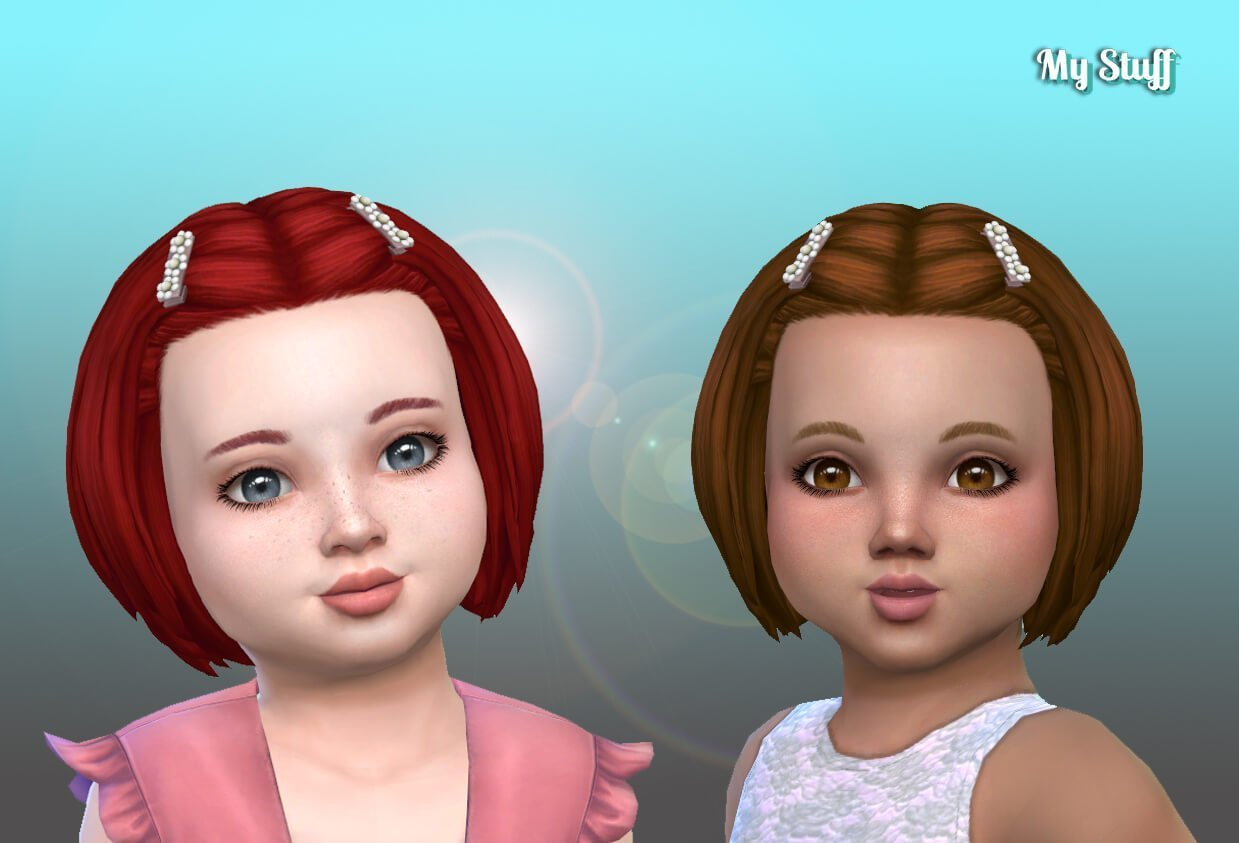 Callie Hairstyle for Toddlers