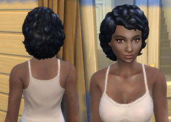Medium Curly Version 2