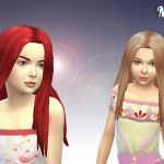 Aurea Hairstyle for Girls