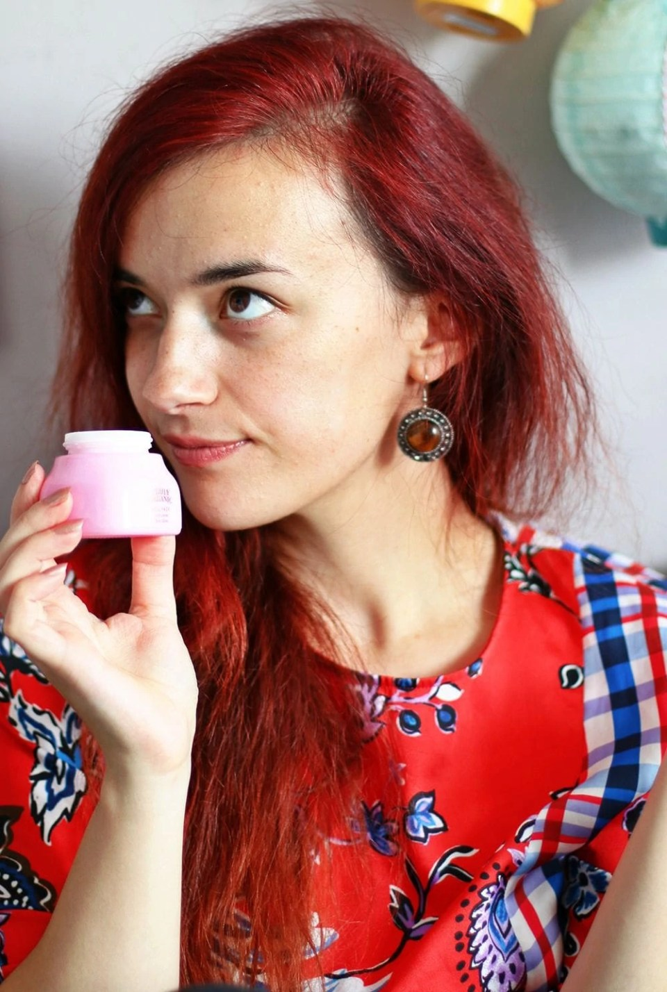 Doll Face Truly Organic Cream