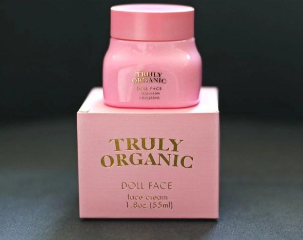 Truly Organic Doll Face Cream