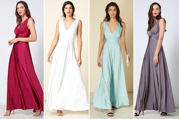 This bridesmaid dress available in 12 colours is this season s must     This bridesmaid dress available in 12 colours is this season s must have  after repeatedly selling out   My Style News