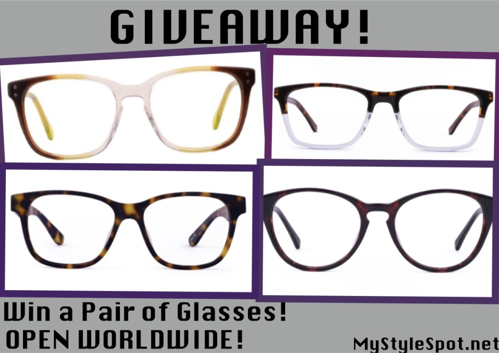 Win Glasses of Choice!