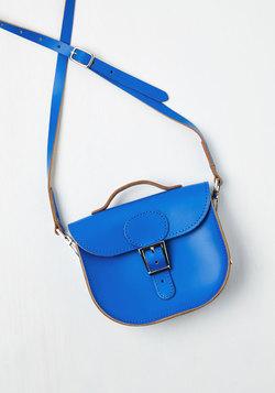 Cobalt Handbag