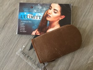 thermalabs self tanner and mitt