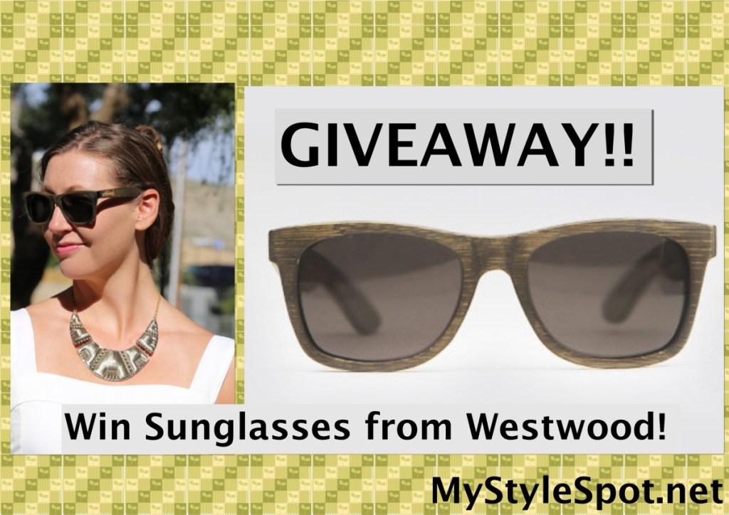 Westwood sunglasses giveaway