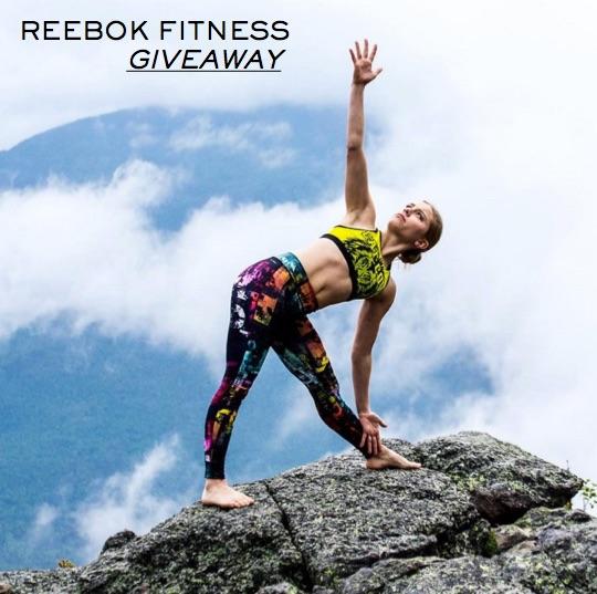REEBOk shoppable giveaway