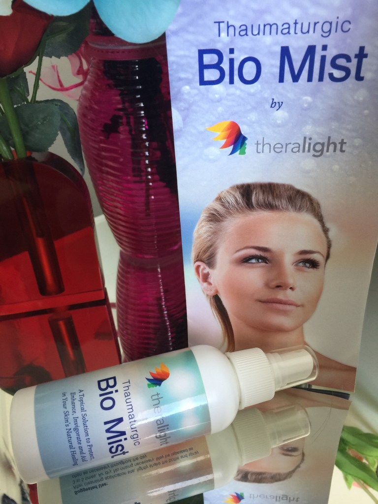 IMGBio Mist for sun burn relief