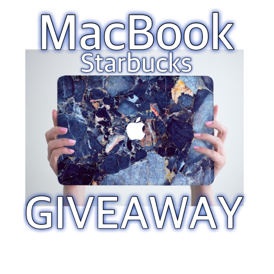 win a macbook and starbucks gift card