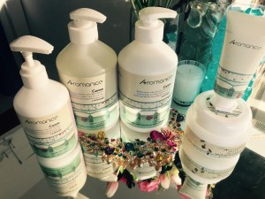pampering products for valentines day: aromanice