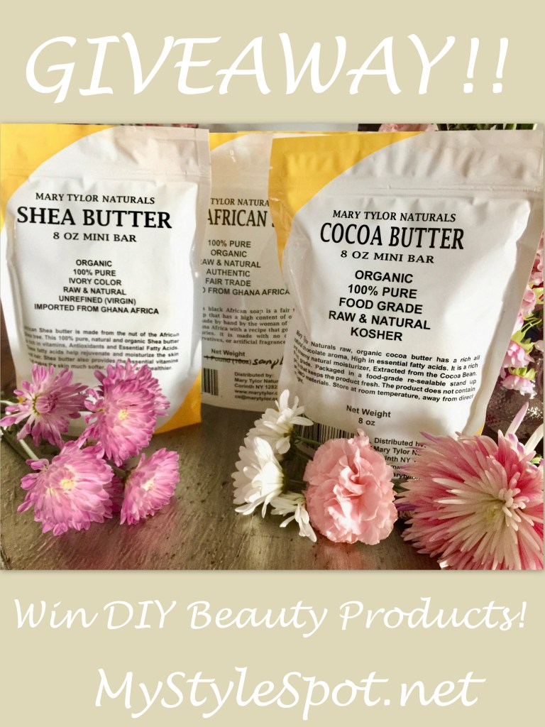 DIY Beauty Giveaway