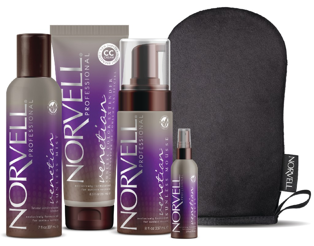 norvell sunless tanner giveaway