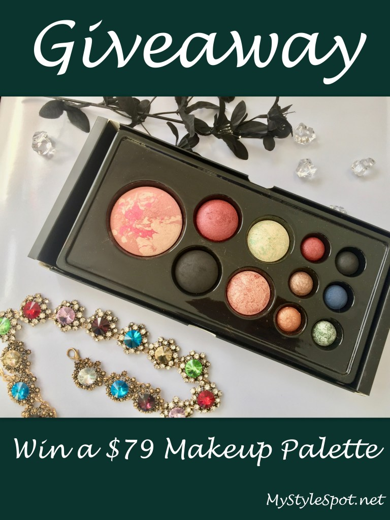 GIVEAWAY: Win an Ofra Cosmetics Baked Mineral Makeup Palette