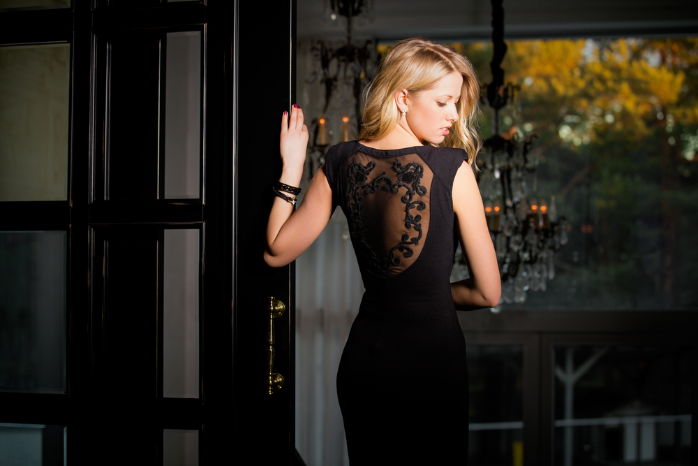 Look Fashionable and Chic With the Right Formal Evening Dresses