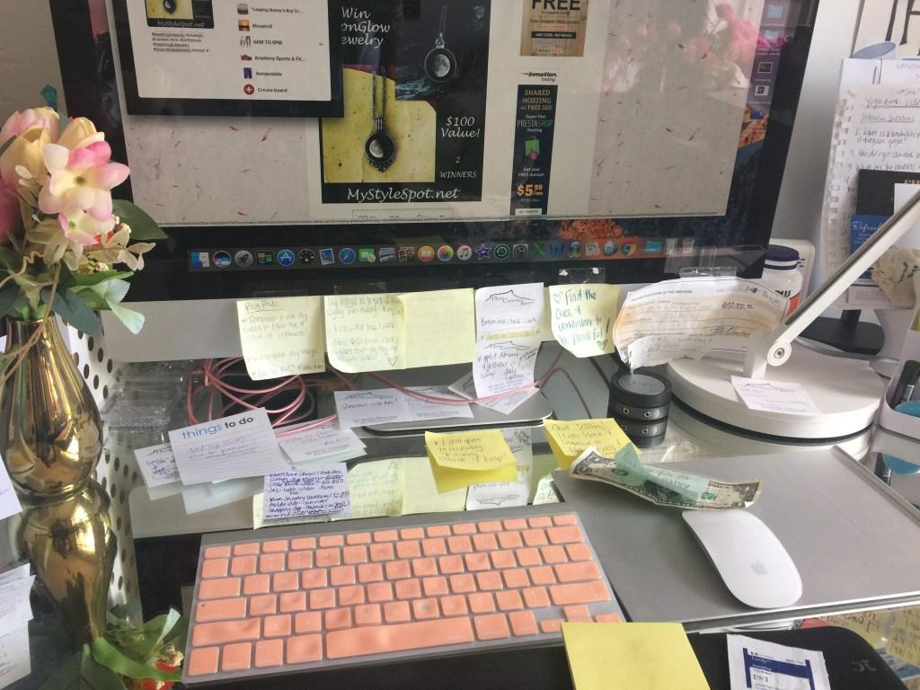 NoteTower Desktop Pro Organizer