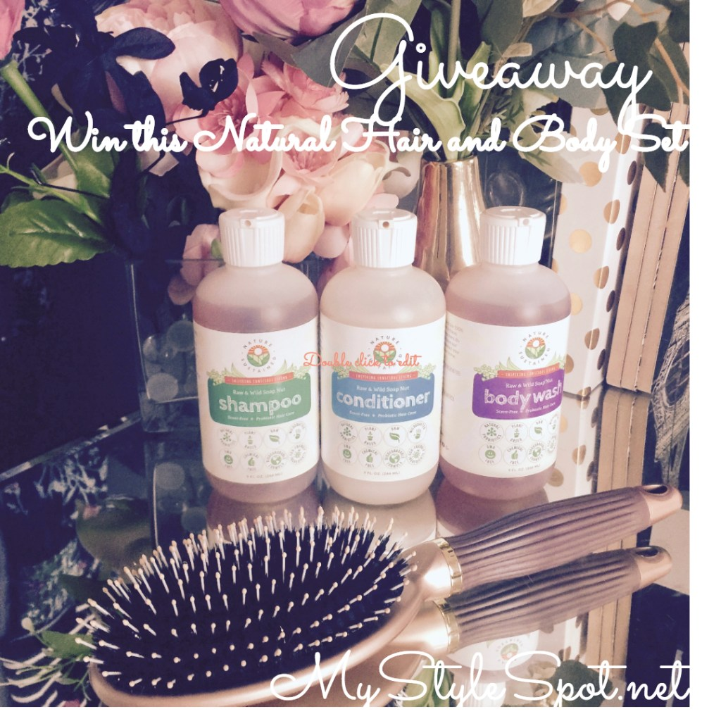 Healthy Natural Hair Product Must-Haves to Repair Damage & Fight the Signs of Aging + A GIVEAWAY