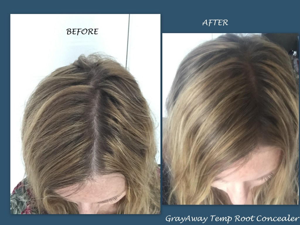 Literally Spray that Gray Away & Save Time, Money, and Hassle with GrayAway