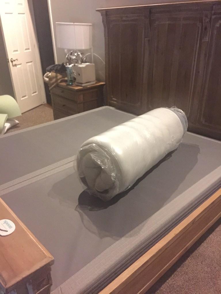 Spoon Mattress: A firmer, more supportive memory foam mattress