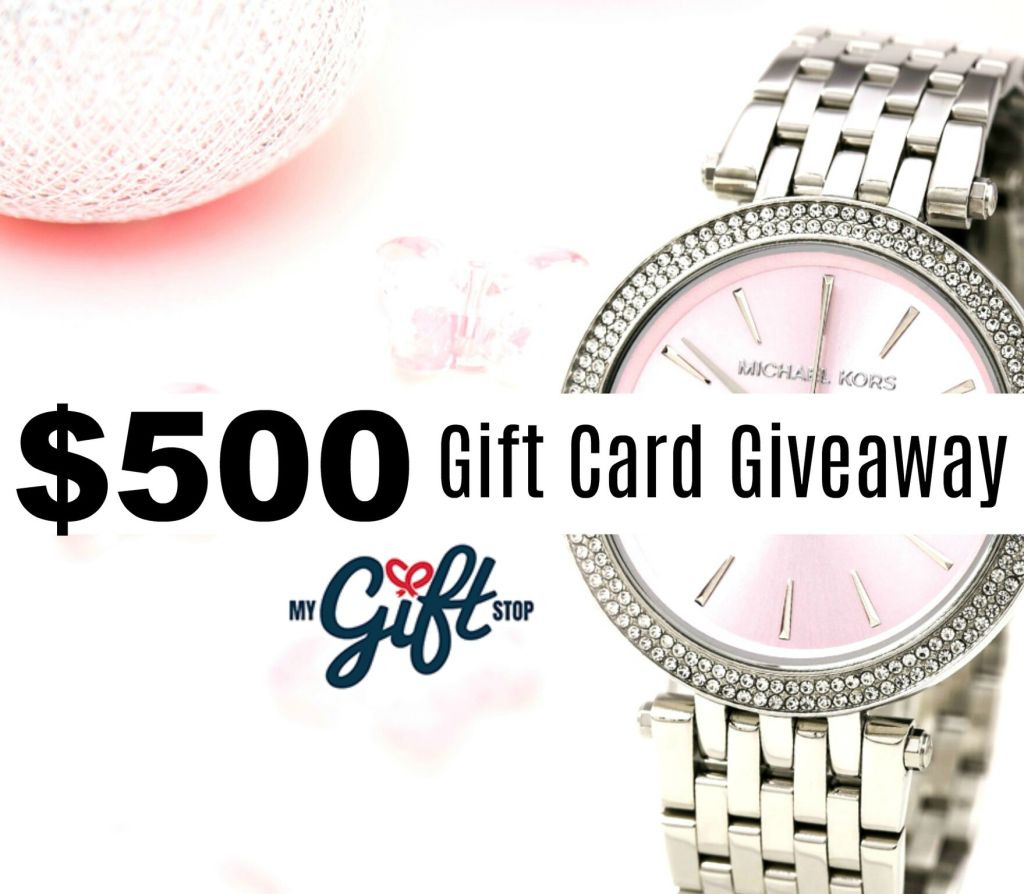 Where to Shop for the Perfect Valentine's Day Gift: MyGiftStop + A Chance to Win a $500 Gift Card