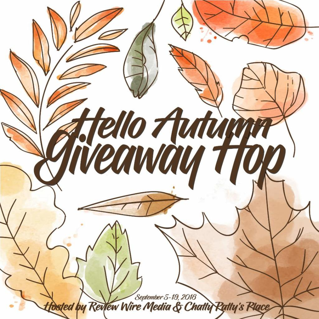 Hello autumn blog hop giveaway