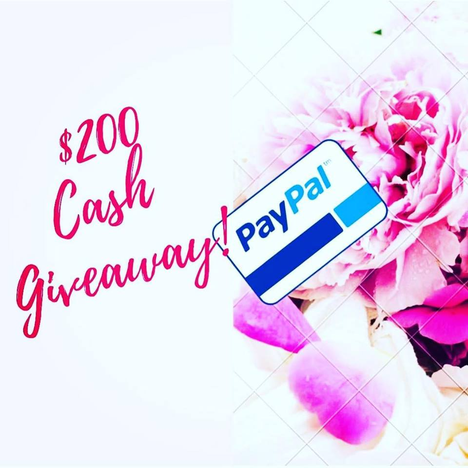 GIVEAWAY: Win $200 Paypal Cash