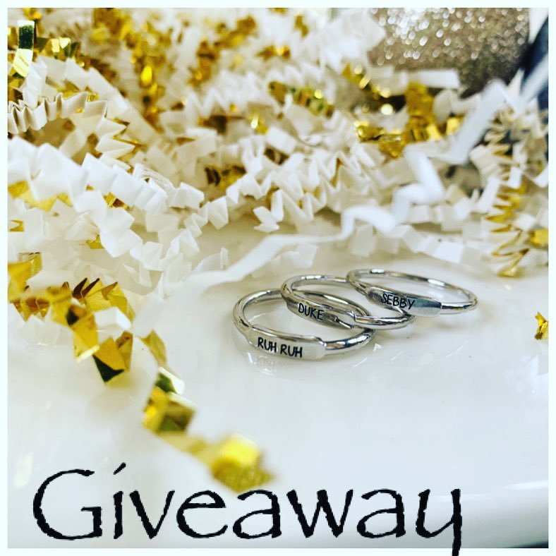 Win beautiful personalized jewelry of choice from Get Name Necklace!