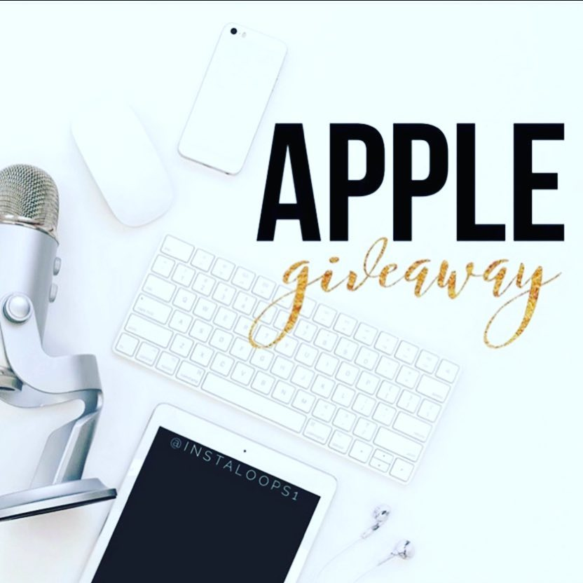 GIVEAWAY: Win a $500 Apple Gift Card
