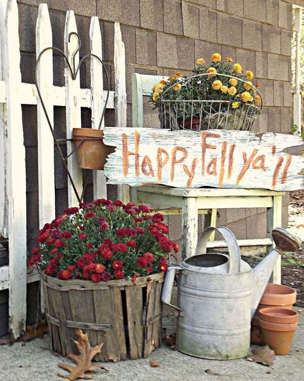 How to Get Your Home Ready for Fall + Awesome Tips for Buying and Selling Your House